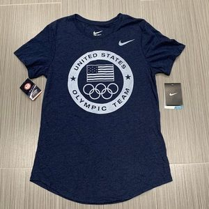 Nike Women's Olympic T Shirt